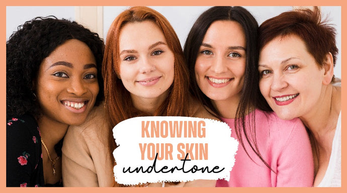 Find your skin undertone!