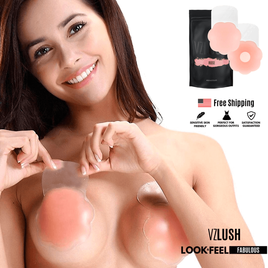 VZLUSH INSTANT BREAST LIFT (A - F CUP SIZE) + USA FREE SHIPPING!