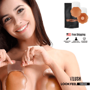 SILICONE BREAST LIFTER (A - F CUP SIZE) + USA FREE SHIPPING!