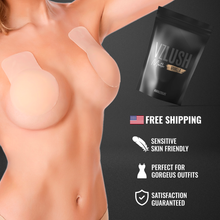 Load image into Gallery viewer, SILICONE MATTE BREAST LIFTER (A - F CUP SIZE) + USA FREE SHIPPING!