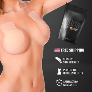 SILICONE MATTE BREAST LIFTER (A - F CUP SIZE) + USA FREE SHIPPING!