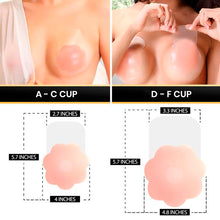 Load image into Gallery viewer, SILICONE BREAST LIFTER (A - F CUP SIZE) + USA FREE SHIPPING!