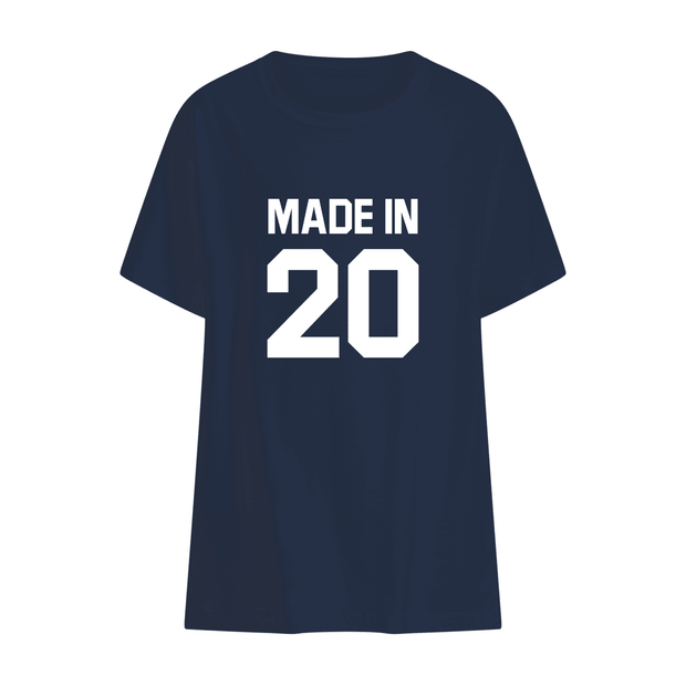 Made In 2020 (customizable)
