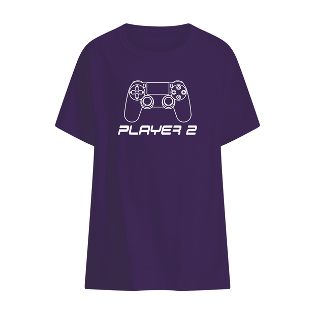 Player 2 T-shirts Kids