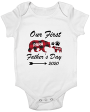 Our First Father's Day (Customizable)