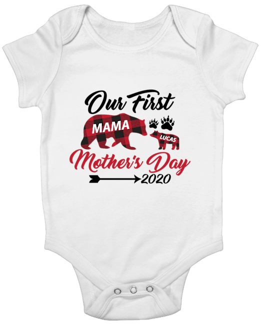 Our First Mother's Day (Customizable)