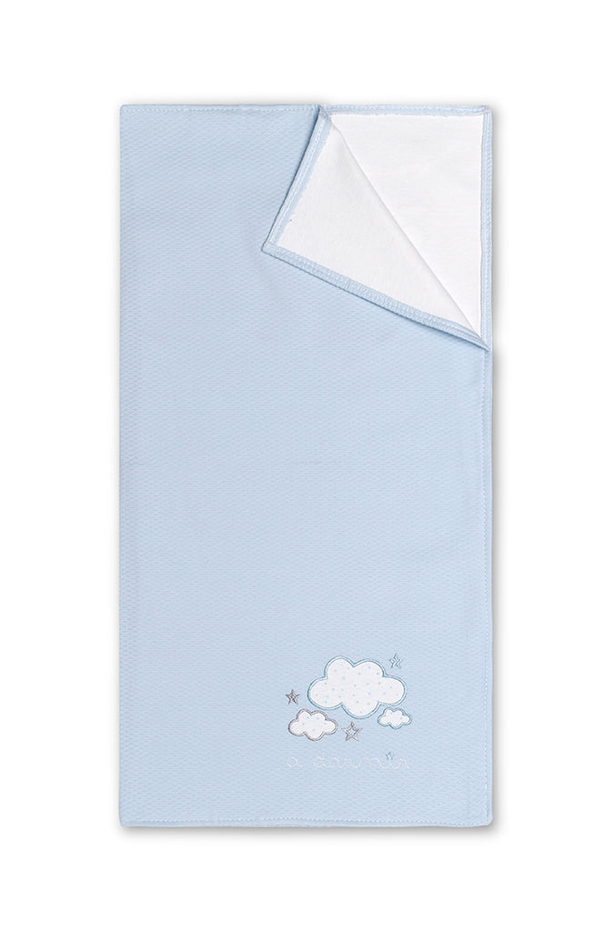 Clouds  <br>Towel - Mooney's