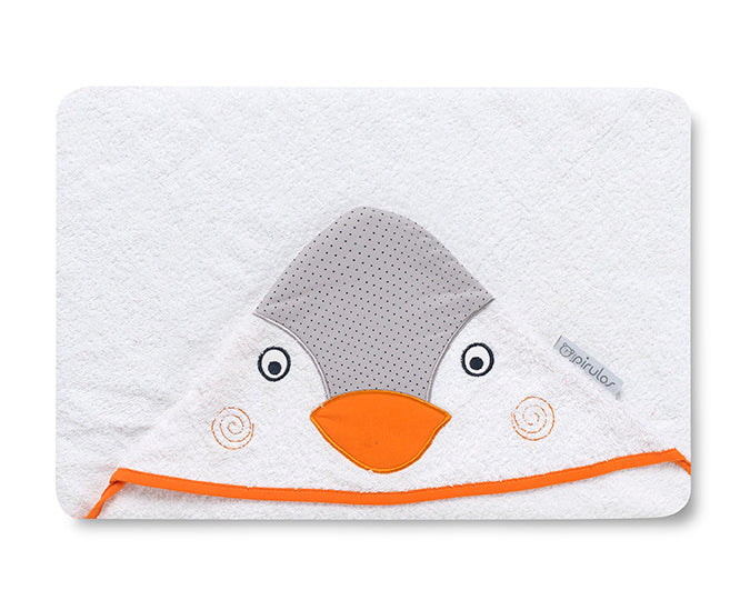 Birdy <br>Hooded Towel - Mooney's