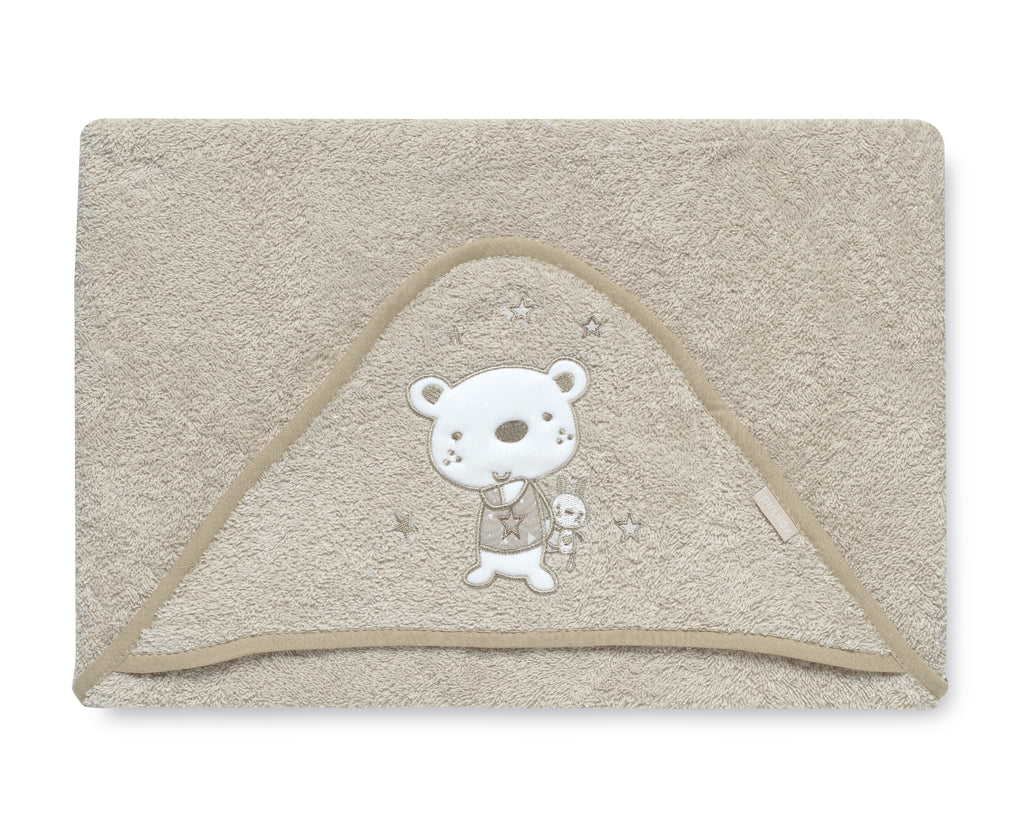 Bear <br>Hooded Towel - Mooney's