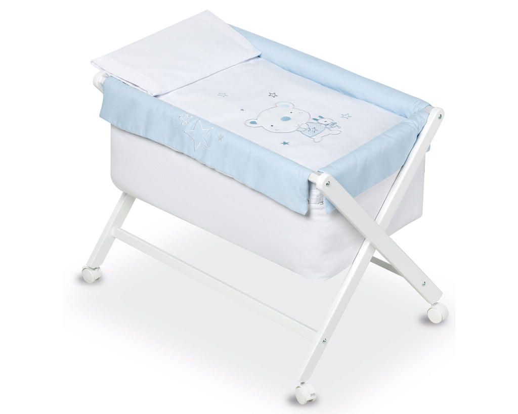 Sweet Bear <br>Folding Cradle - Mooney's
