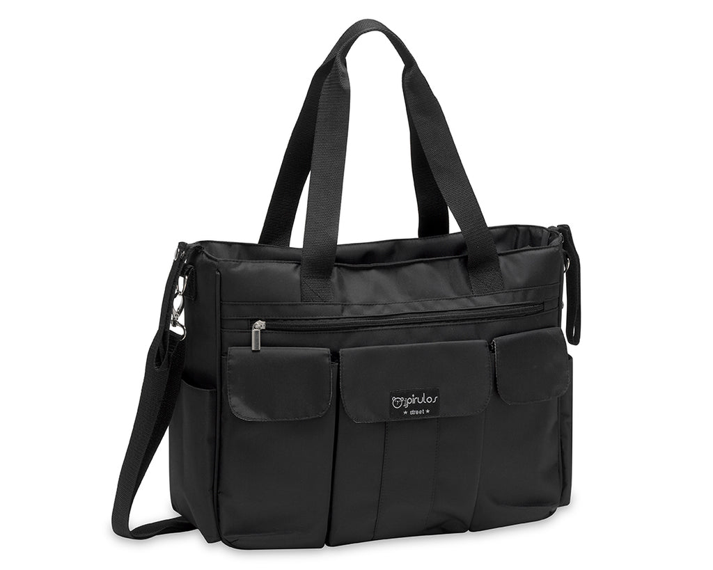 Pirulos Street  <br>LargeChanging Bag - Mooney's