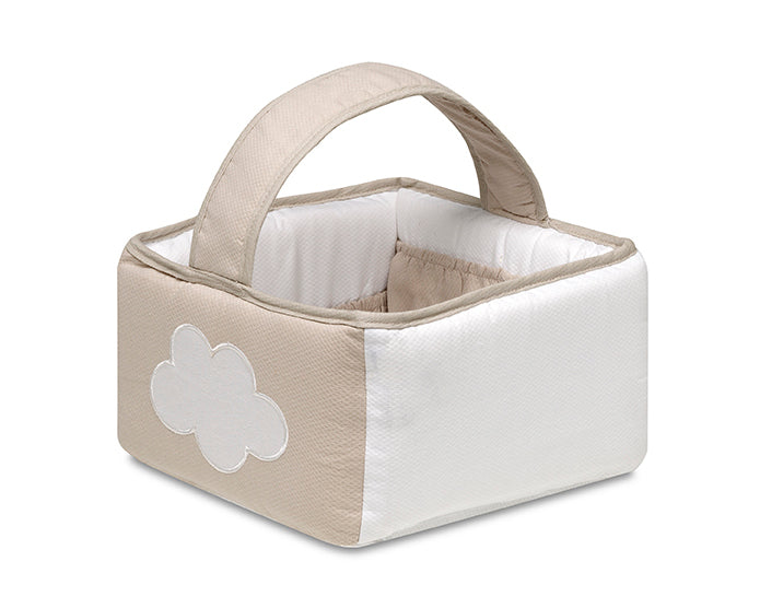 Cloud  <br>Baby Basket - Mooney's