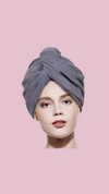 The Alila Microfibre Hair Turbie