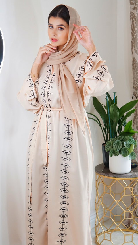 The Maheen | Modest Abaya