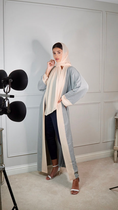 The Amia - Open Abaya