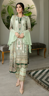 The Zahra | Formal Lawn Collection