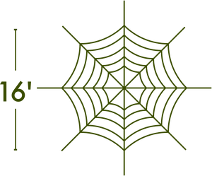 Spider Web - The MAiZE