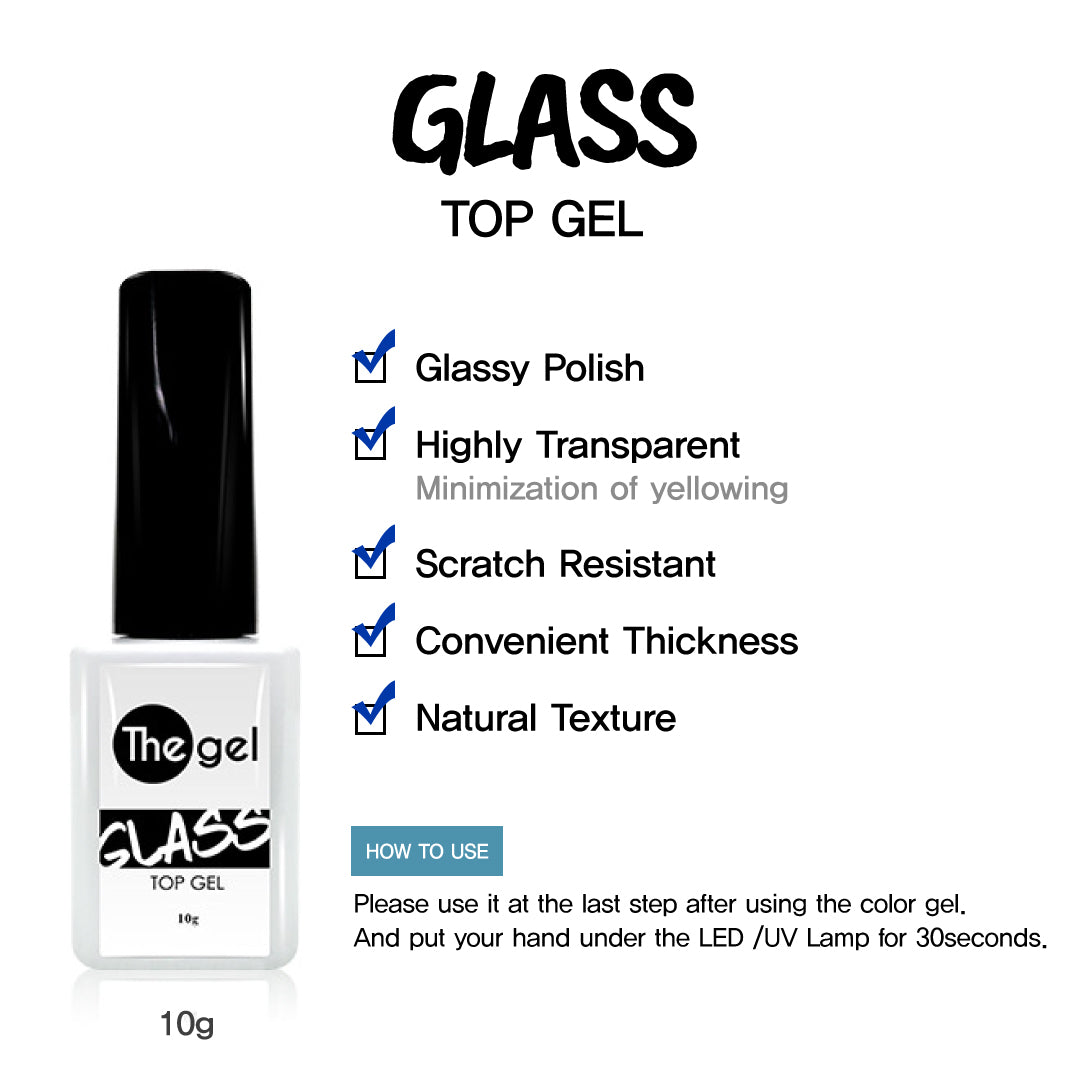 Glass Top Gel