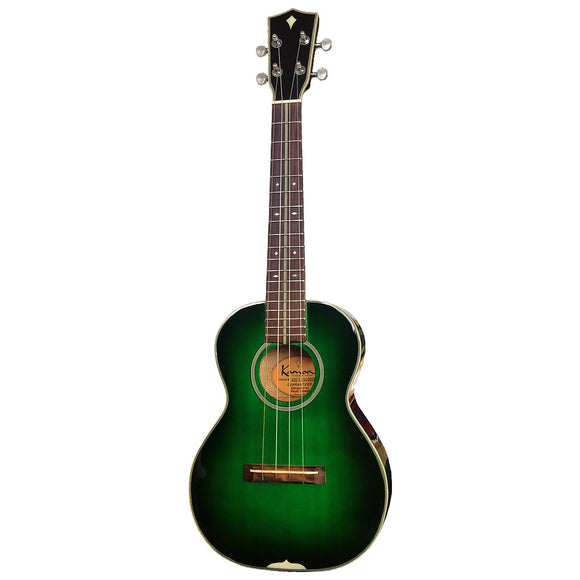 Kamoa® Custom Shop 500 Series - Tenor Green Burst