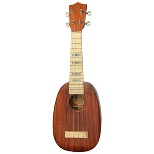 ALL NEW Kamoa® M5-P - Pineapple Soprano (100% Solid Wood)