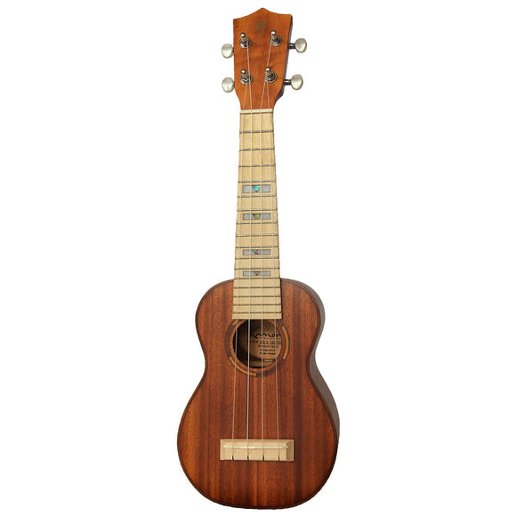 ALL NEW Kamoa® M5-S - Soprano (100% Solid Wood)