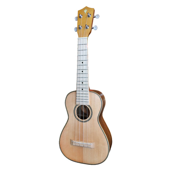 ALL NEW Kamoa® L5-C - Concert (100% Solid Wood) FREE SHIPPING in USA PROMOCODE [SHIPFREE]