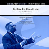 """Fanfare for Cloud Gate"" Score"