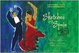 'Sketches Of Spain' Poster - 'Flamenco Dancers'