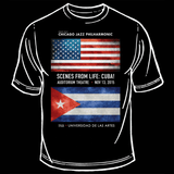 """Scenes From Life: Cuba!"" Commemorative T-Shirt"