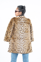 Load image into Gallery viewer, marcie leopard jacket