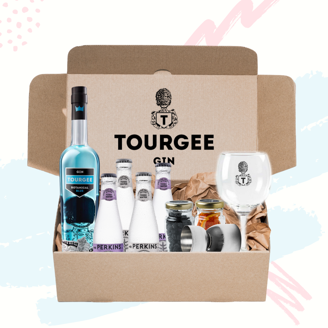 Tourgee Grapefruit Pink Gin