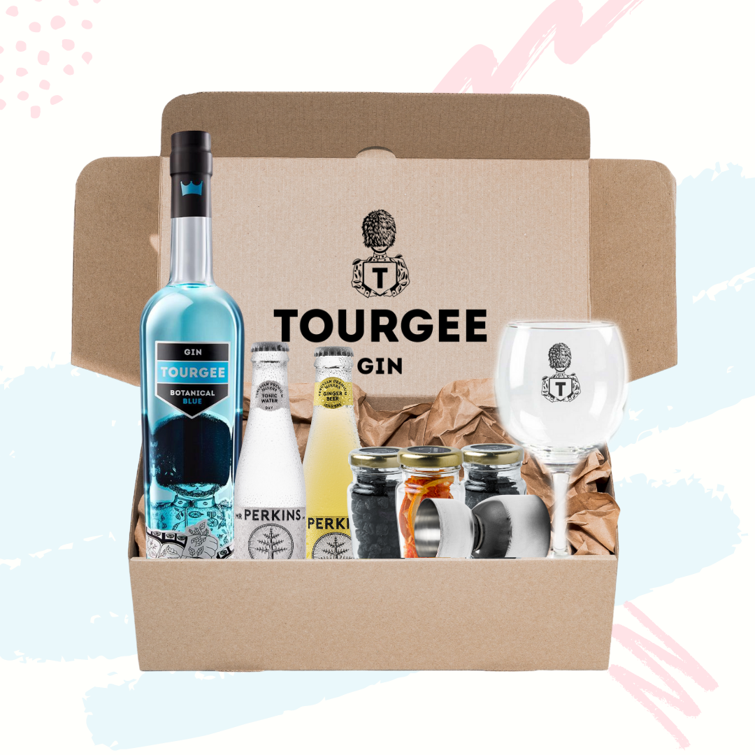 Box Tourgee Blue / 750 ml