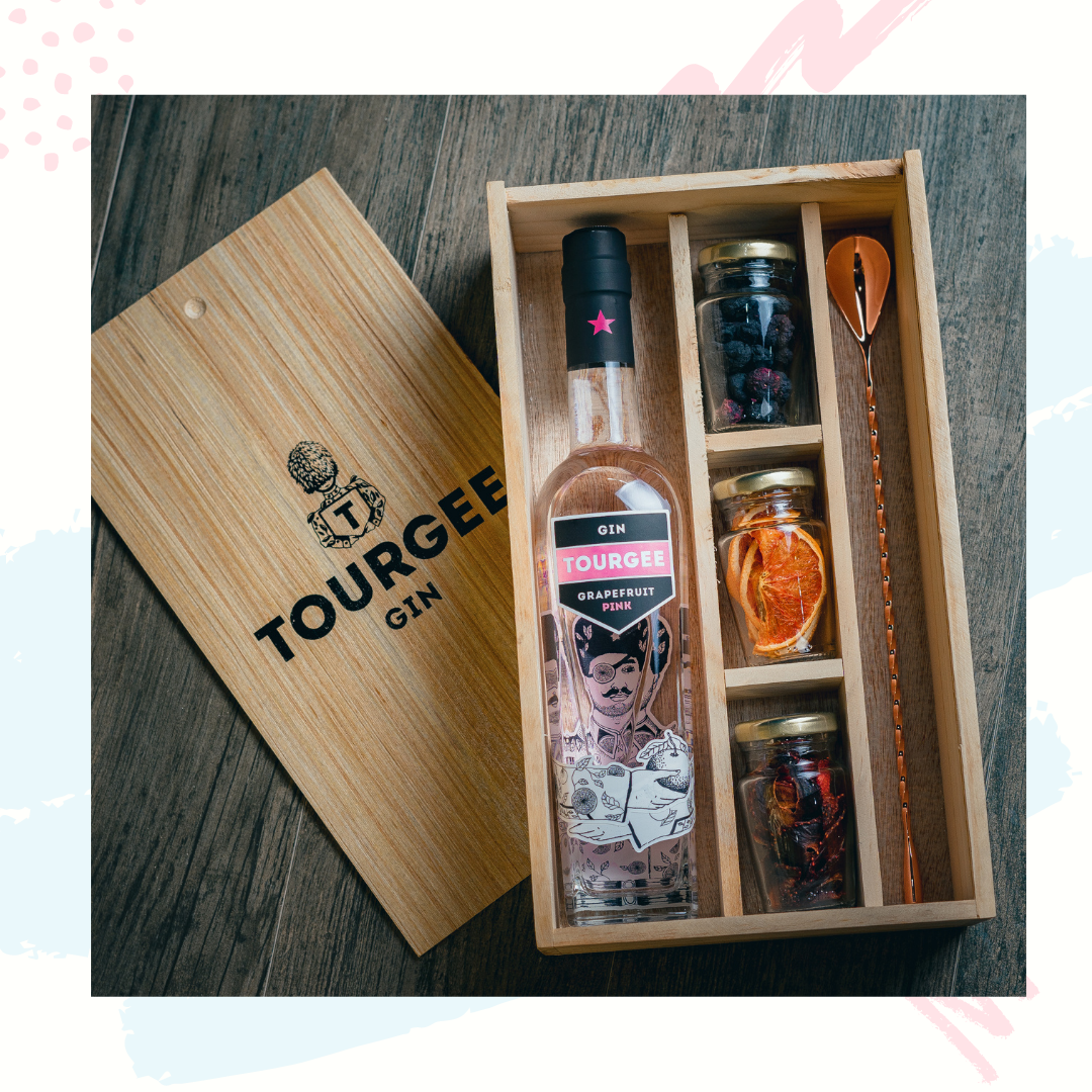 Luxury Box Pink / 500 ml