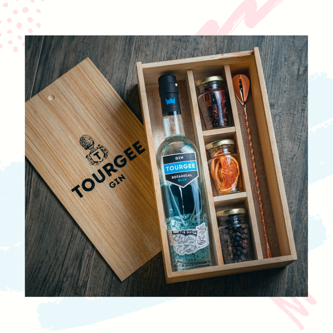 Luxury Box Blue / 500 ml