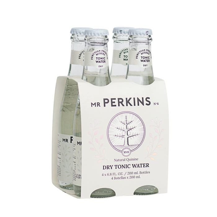 Mr. Perkins Dry Tonic Water 4 pack