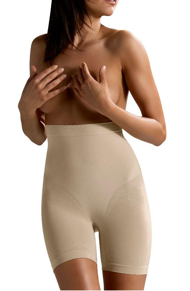 Control Body 410465G Shaping Short Bianco - Lingerie Best