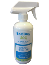 Load image into Gallery viewer, BedBug 360 Repellent Spray