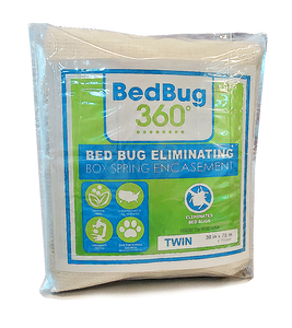 BedBug 360 ArthroShield Box Spring Encasement (Free Shipping)