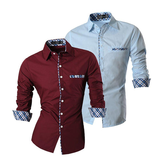 Pack of 2 Slim Fit Premium Quality Party Wear Shirts