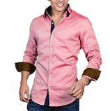 Combo of 4 New Fashionable Men's Slim Fit Cotton Casual Shirts