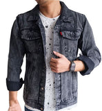 Pack of 3 New Double Pocket Stylish Denim Shirts for Men