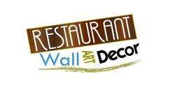 Restaurant Wall Art Decor .com