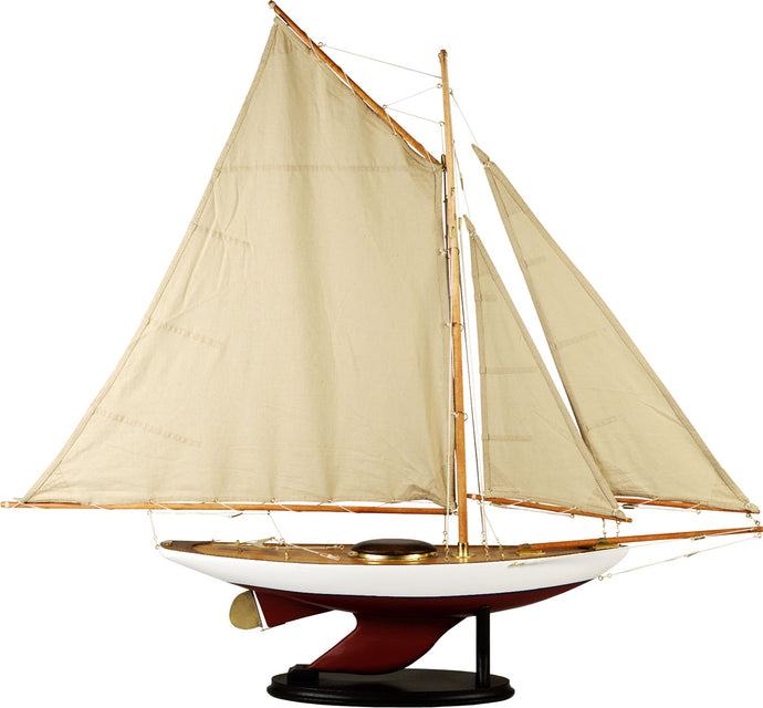 Bermuda Sloop Yacht by Authentic Models