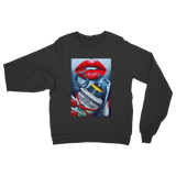 Money Bomb Classic Adult Sweatshirt - Lone Space Ranger