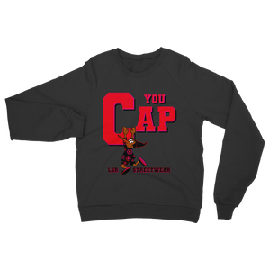 You Cap Ret 7 Classic Adult Sweatshirt - Lone Space Ranger
