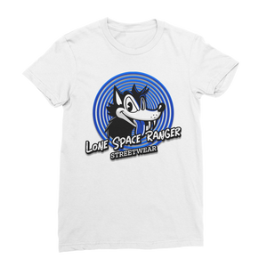 LSR Toons Game Royal Classic Women's T-Shirt - Lone Space Ranger