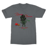 Money Monroe Pine Green Classic Adult T-Shirt - Lone Space Ranger