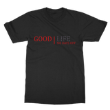 Good Life No Bad Days Ret 3 Classic Adult T-Shirt - Lone Space Ranger