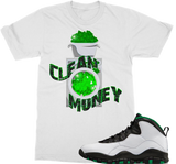 Clean Money Classic Adult T-Shirt - Lone Space Ranger