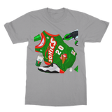 Sonics Jersey Classic Adult T-Shirt - Lone Space Ranger
